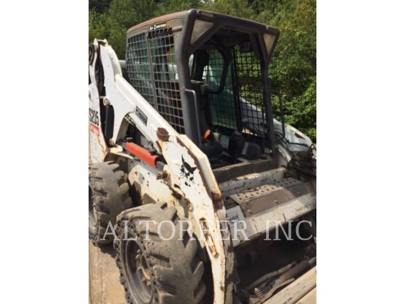 BOBCAT MINICARGADORAS S205 equipment  photo 1