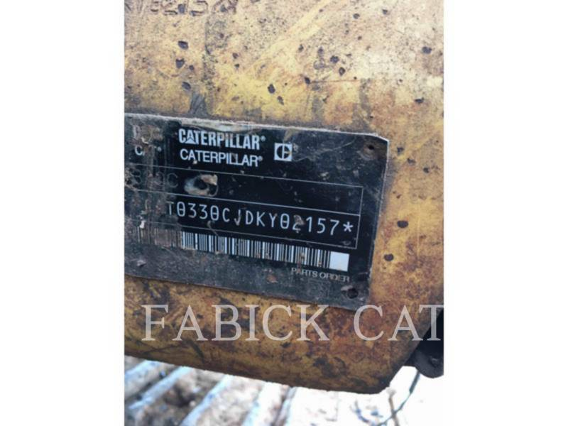 CATERPILLAR PELLES SUR CHAINES 330C LH X equipment  photo 3