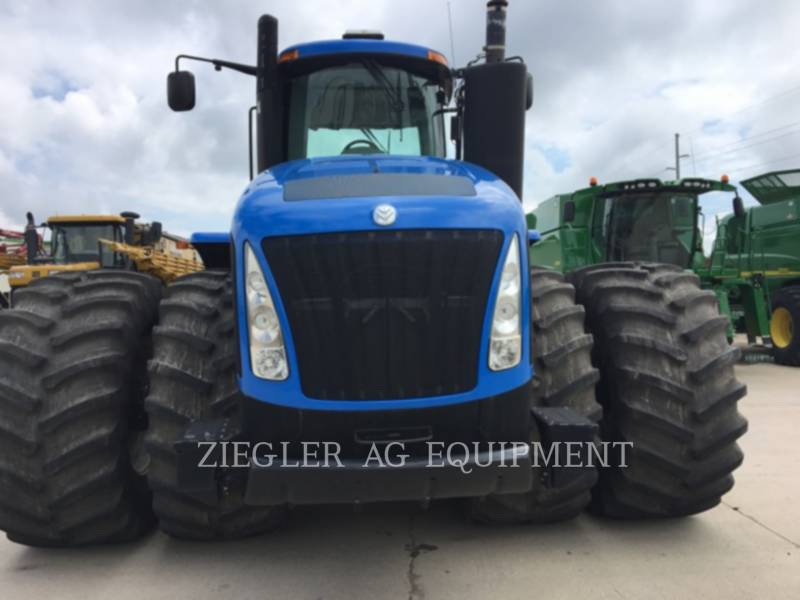 NEW HOLLAND LTD. TRACTORES AGRÍCOLAS T9.615 equipment  photo 8