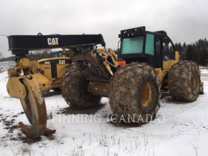 CATERPILLAR FORESTRY - SKIDDER 545C equipment  photo 3