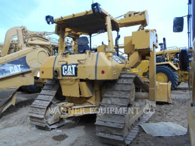 CATERPILLAR TRACTORES DE CADENAS D6N LGP PL equipment  photo 4