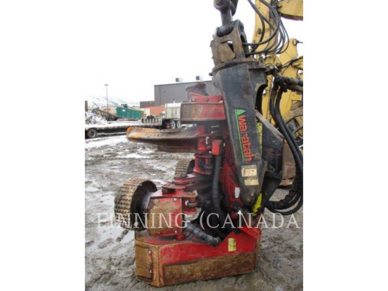 CATERPILLAR FORESTRY - PROCESSOR 320CFMHW equipment  photo 5