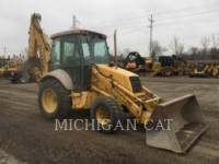 FORD / NEW HOLLAND BACKHOE LOADERS 555E equipment  photo 2