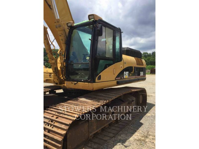 CATERPILLAR TRACK EXCAVATORS 330DL equipment  photo 6