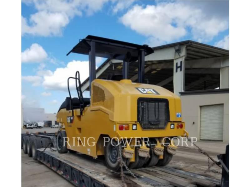 CATERPILLAR GUMMIRADWALZEN CW16 equipment  photo 2