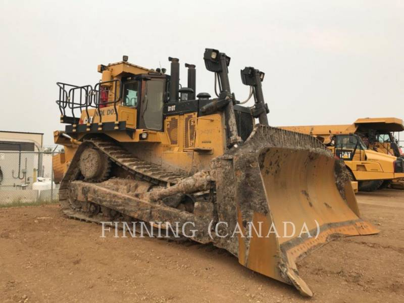CATERPILLAR CIĄGNIKI GĄSIENICOWE D10T equipment  photo 1