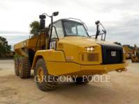 CATERPILLAR TOMBEREAUX ARTICULÉS 725C equipment  photo 3