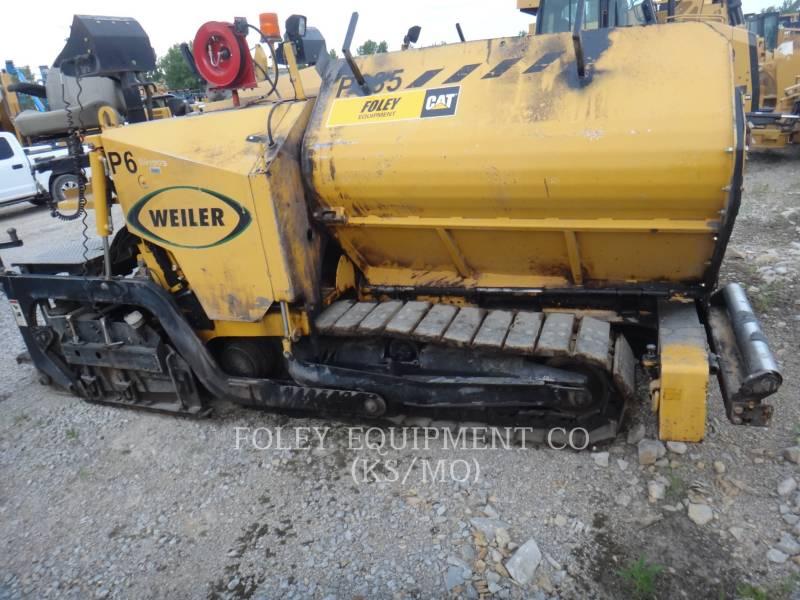 WEILER SCHWARZDECKENFERTIGER P385 equipment  photo 2