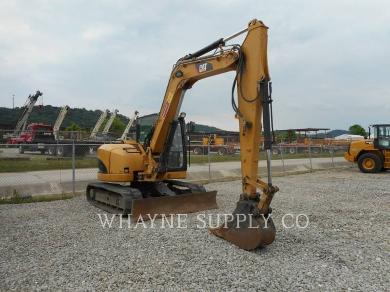 CATERPILLAR KETTEN-HYDRAULIKBAGGER 308DSBRBTK equipment  photo 3