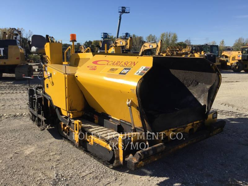 VOLVO ASPHALT PAVERS CP100 equipment  photo 1