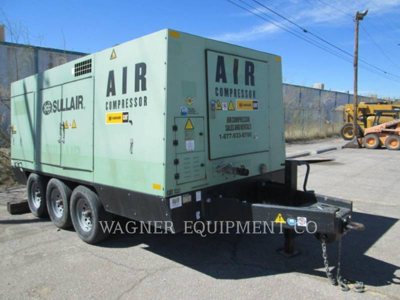 SULLAIR AIR COMPRESSOR 900XHH/1150XHA equipment  photo 1
