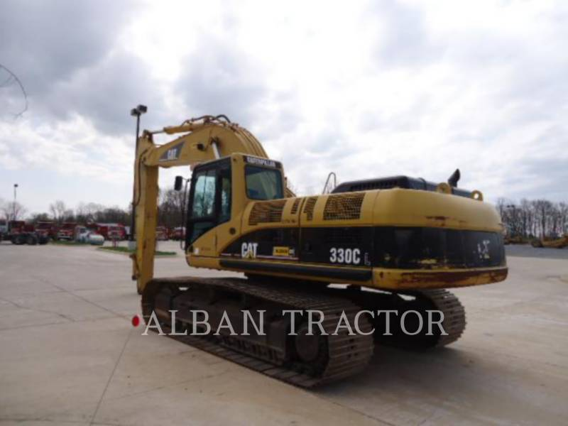 CATERPILLAR TRACK EXCAVATORS 330CL equipment  photo 2