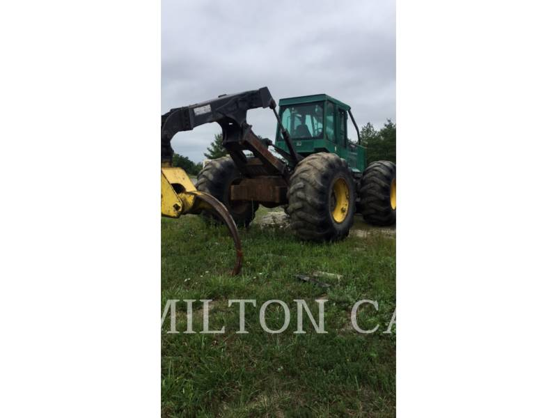 TIMBERJACK INC. SILVICULTURA - TRATOR FLORESTAL 460 equipment  photo 1