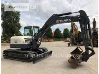 TEREX CORPORATION TRACK EXCAVATORS TC125 equipment  photo 4