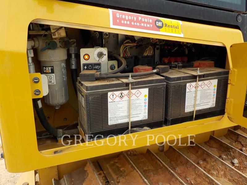 CATERPILLAR KETTENDOZER D4K2XL equipment  photo 17
