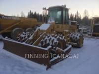 Equipment photo CATERPILLAR 815F COMPACTORS 1
