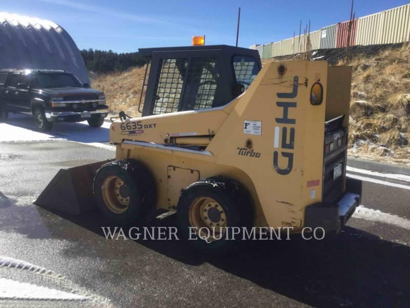 GEHL COMPANY SKID STEER LOADERS SL6635 DXL equipment  photo 4