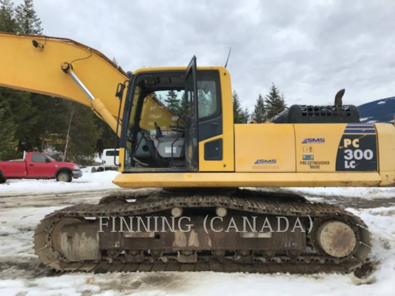 KOMATSU TRACK EXCAVATORS PC300LC-8 equipment  photo 7