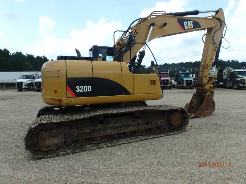 CATERPILLAR EXCAVADORAS DE CADENAS 320DLRR equipment  photo 4