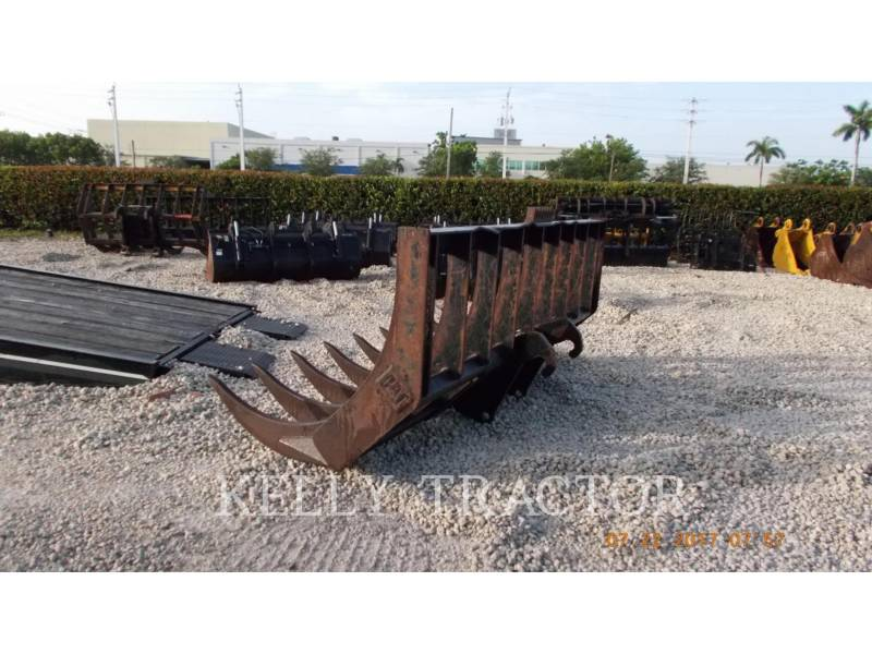 CATERPILLAR HERRAMIENTA DE TRABAJO - RASTRILLO 928G RAKES QC equipment  photo 2