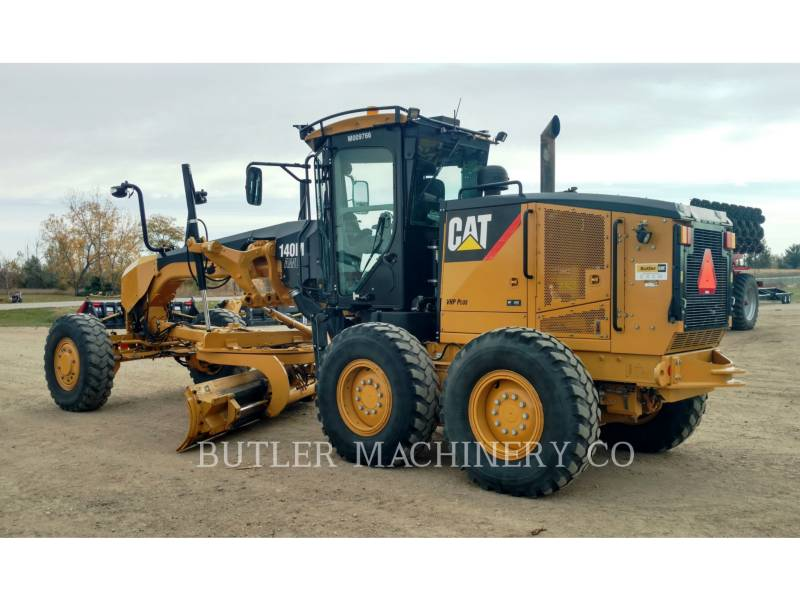 CATERPILLAR MOTOR GRADERS 140 M AWD VHP PLUS equipment  photo 3