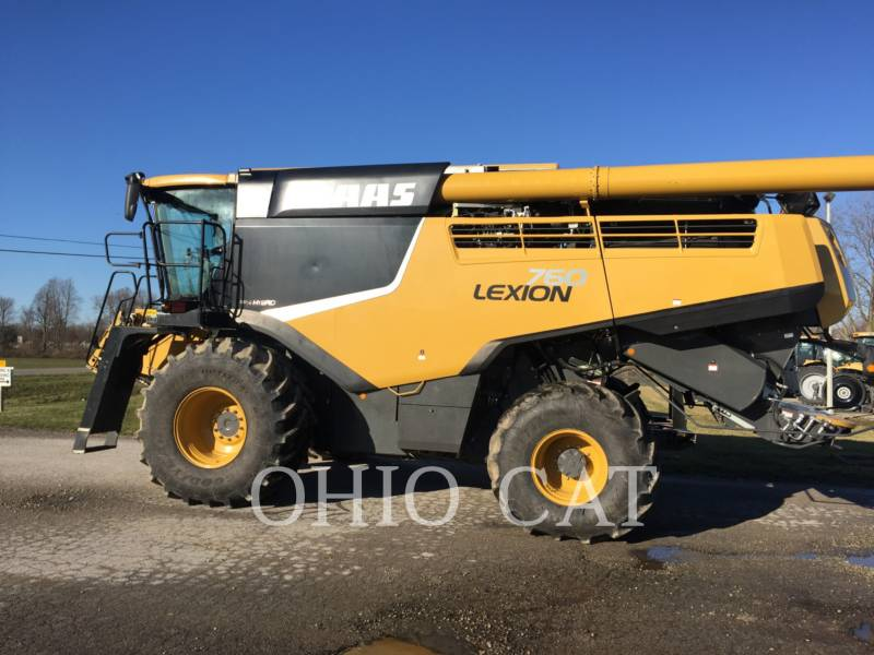 CLAAS OF AMERICA COMBINÉS LEX760 equipment  photo 2