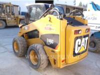 CATERPILLAR MINICARGADORAS 246C XPS equipment  photo 2