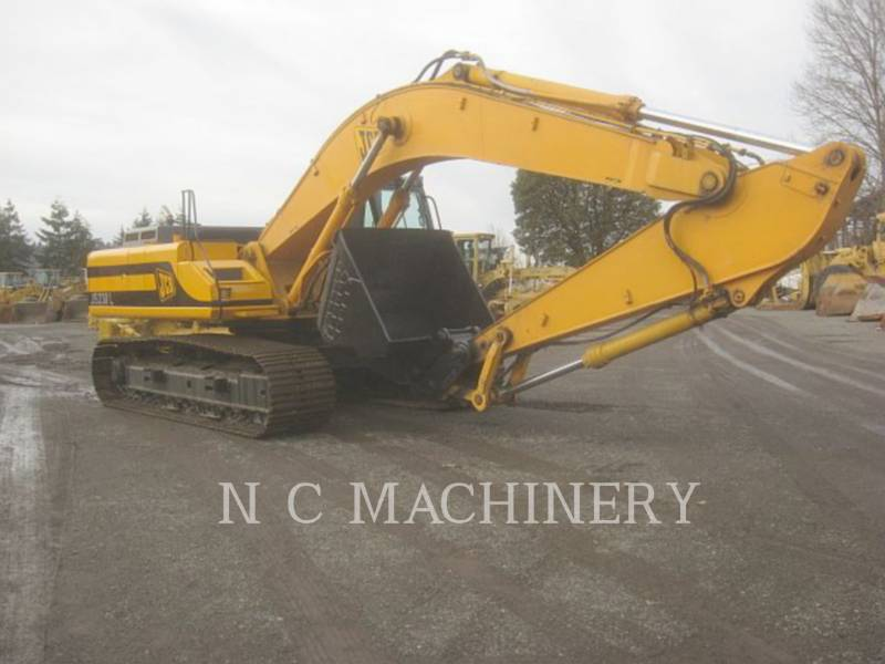 JCB TRACK EXCAVATORS 330L equipment  photo 2