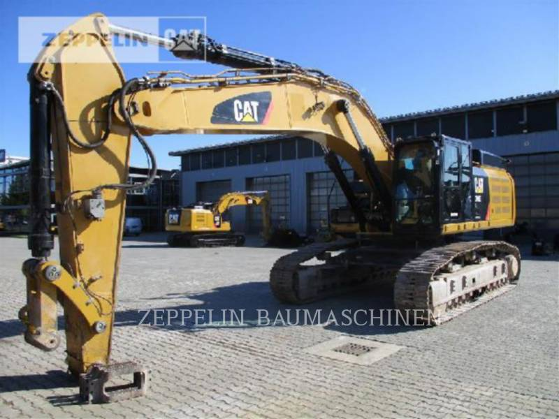 CATERPILLAR トラック油圧ショベル 349EL equipment  photo 1