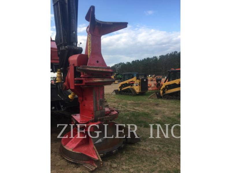 TIMBERPRO FORESTRY - FELLER BUNCHERS - TRACK TL735B equipment  photo 4