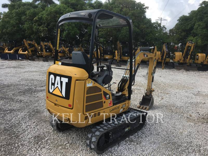 CATERPILLAR PELLES SUR CHAINES 301.7D equipment  photo 5