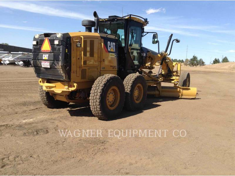CATERPILLAR MOTORGRADER 140M2AWD equipment  photo 3