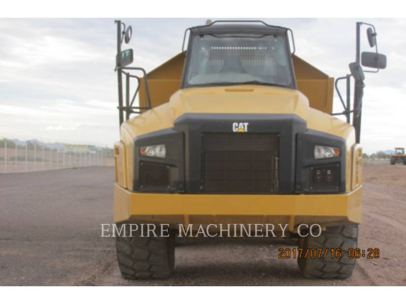CATERPILLAR ARTICULATED TRUCKS 740B equipment  photo 5