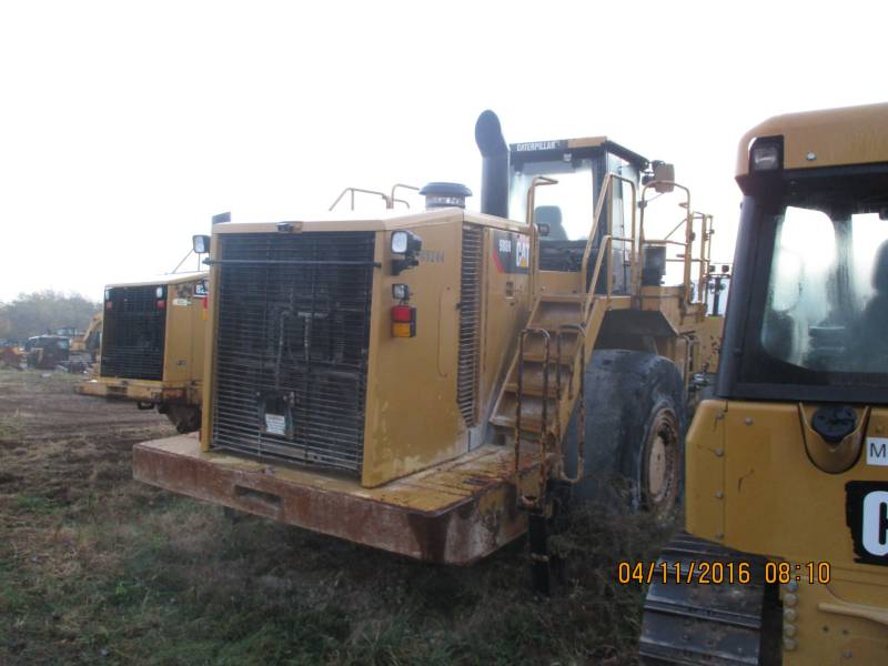 CATERPILLAR 采矿用轮式装载机 988H equipment  photo 2