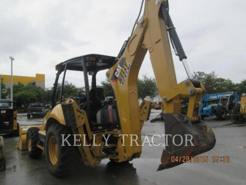 CATERPILLAR RETROEXCAVADORAS CARGADORAS 416FST equipment  photo 5