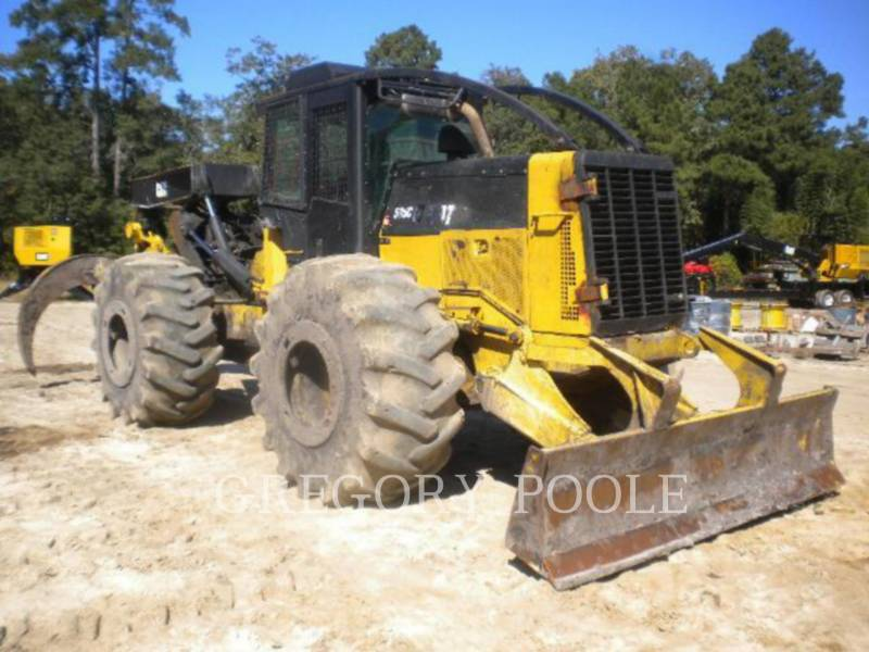 CATERPILLAR FORESTAL - ARRASTRADOR DE TRONCOS 535C equipment  photo 3