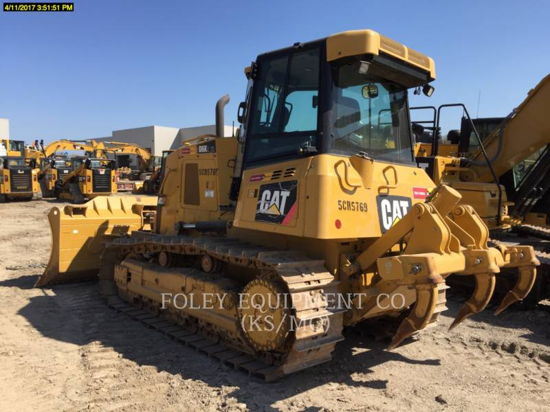 CATERPILLAR TRACTORES DE CADENAS D6K2XLA equipment  photo 3