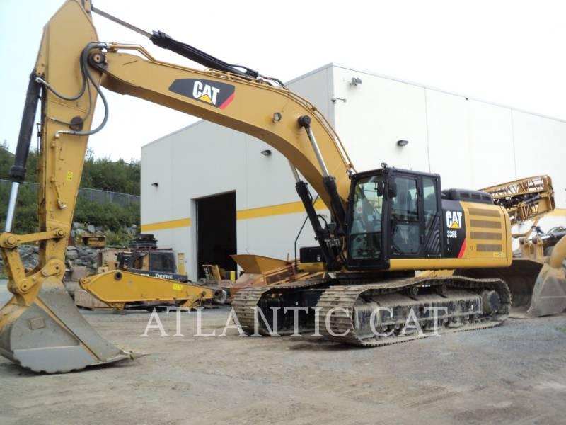 CATERPILLAR TRACK EXCAVATORS 336EL equipment  photo 7
