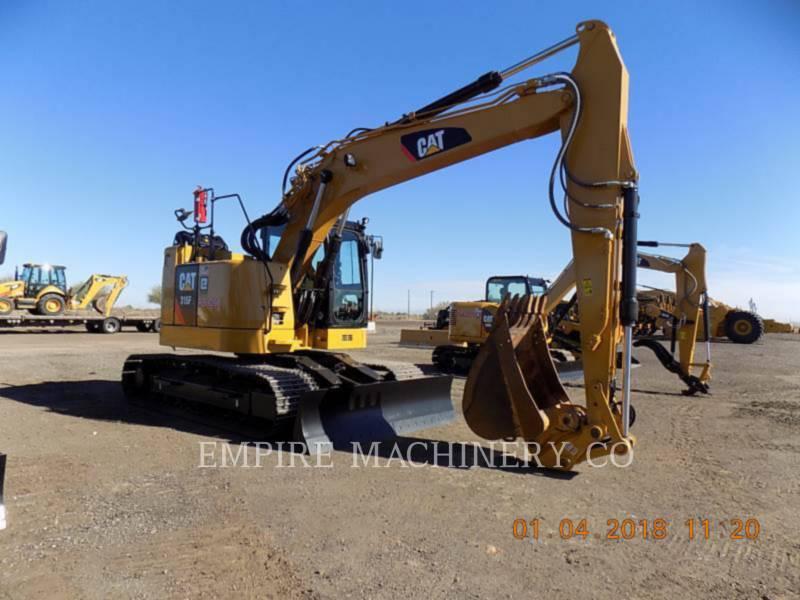 CATERPILLAR PELLES SUR CHAINES 315FL    P equipment  photo 1