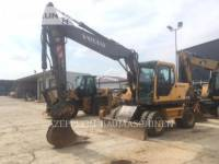 Equipment photo VOLVO CONSTRUCTION EQUIPMENT EW160B MOBILBAGGER 1