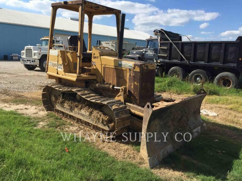 CATERPILLAR TRACTOREN OP RUPSBANDEN D3B equipment  photo 1