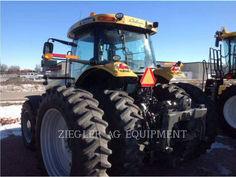 AGCO-CHALLENGER AG TRACTORS MT655D equipment  photo 8