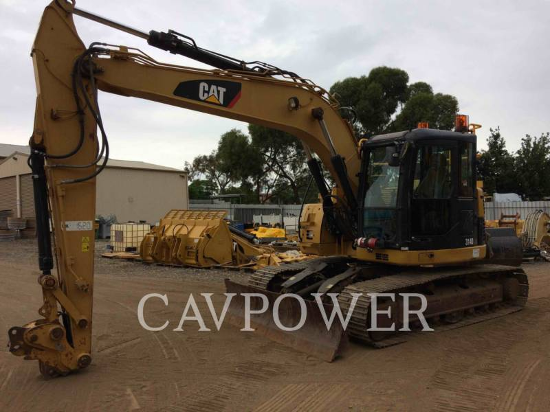 CATERPILLAR EXCAVADORAS DE CADENAS 314DLCR equipment  photo 1