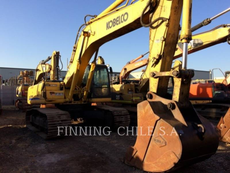 KOBELCO / KOBE STEEL LTD トラック油圧ショベル SK350 ME equipment  photo 1