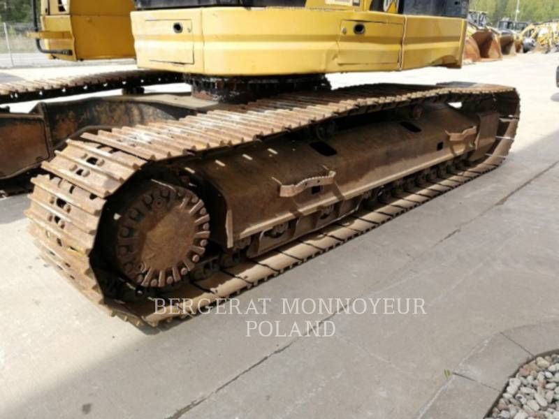 CATERPILLAR ESCAVATORI CINGOLATI 321DLCR equipment  photo 10