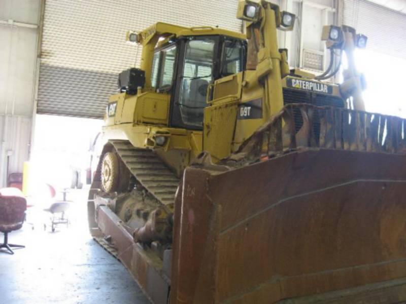 CATERPILLAR MINING TRACK TYPE TRACTOR D9T equipment  photo 2
