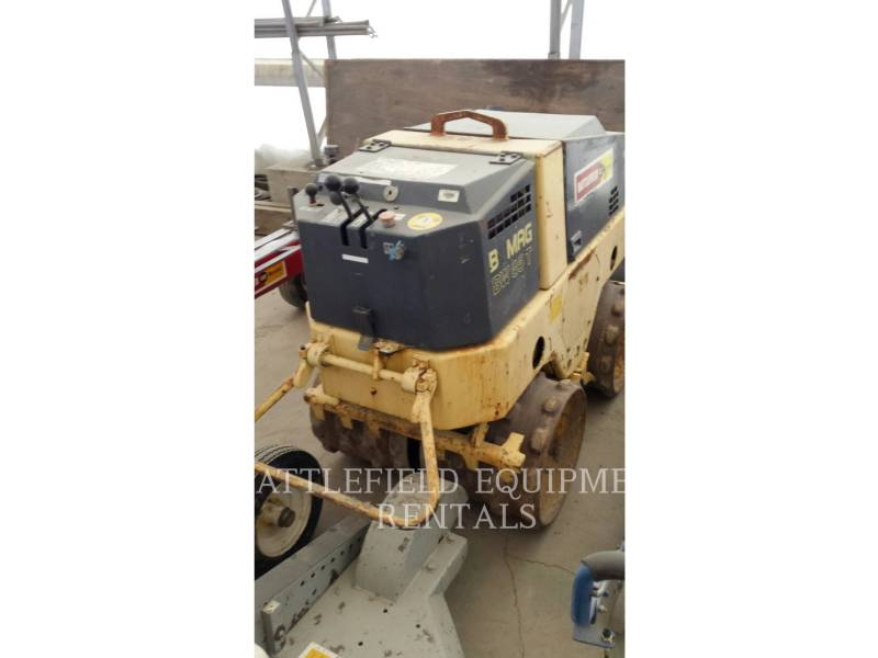 BOMAG COMPACTOARE BW85T equipment  photo 1