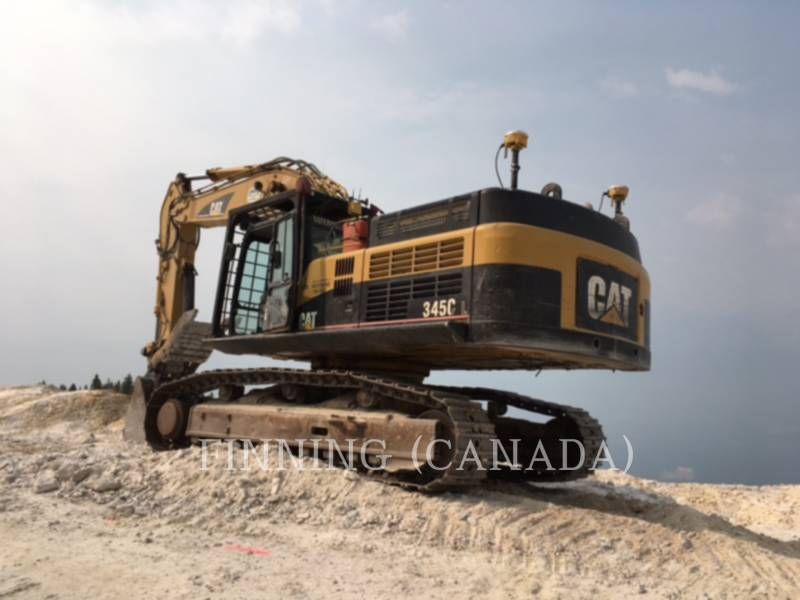 CATERPILLAR KETTEN-HYDRAULIKBAGGER 345CLVG equipment  photo 2