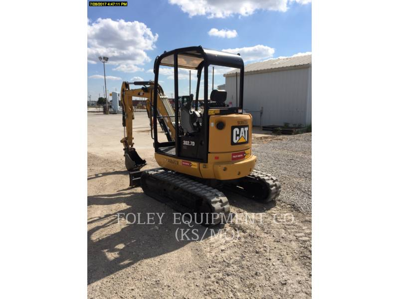 CATERPILLAR PELLES SUR CHAINES 302.7DCRLO equipment  photo 2