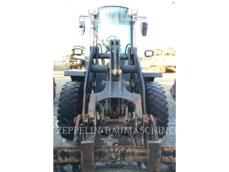 TEREX CORPORATION WHEEL LOADERS/INTEGRATED TOOLCARRIERS TL160 equipment  photo 2